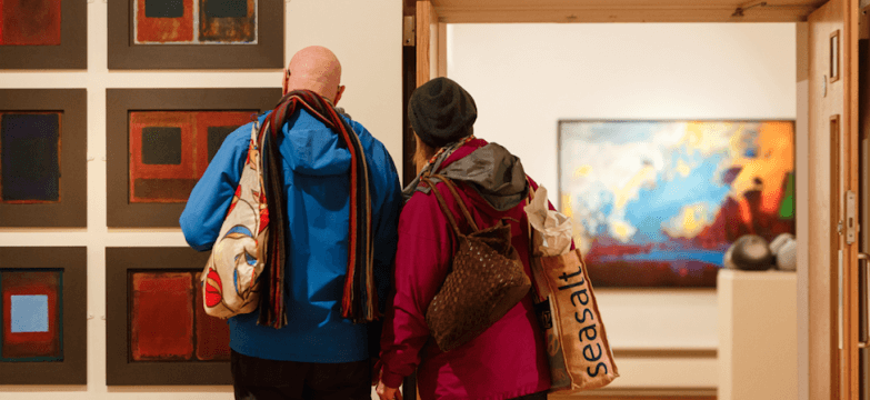 Falmouth Art Gallery Events