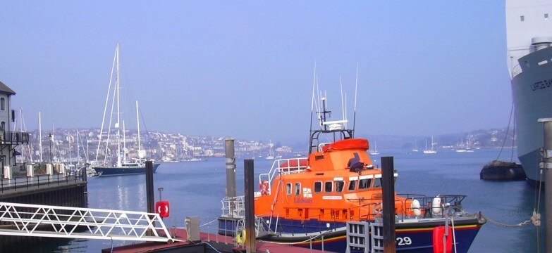 Falmouth Lifeboat Station