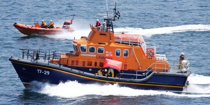 Falmouth Lifeboat Station
