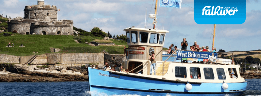 St Mawes Ferry