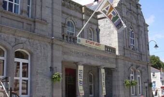 Falmouth Library