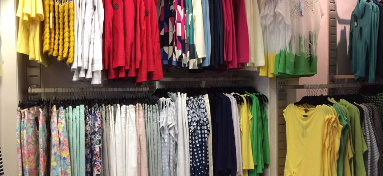 9eee994b7d A delightful proper ladies dress shop with a good range of clothes from  casual to formal.