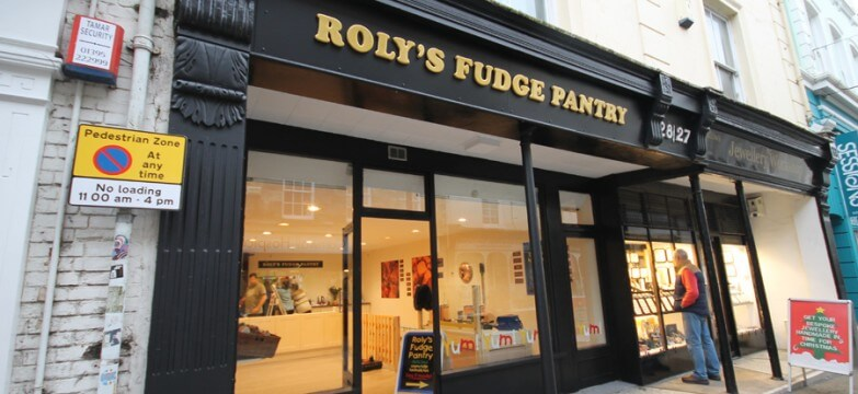 Roly's Fudge Falmouth