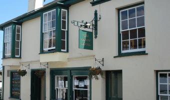 The Jacobs Ladder Inn