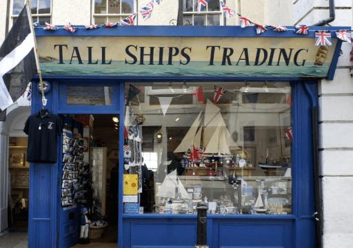 Tall Ships Trading