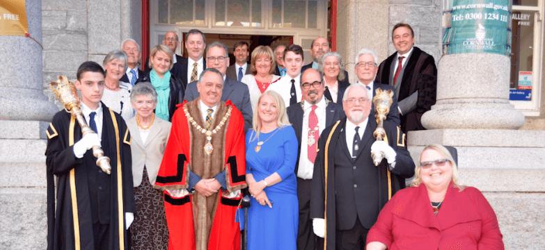 Falmouth Town Council