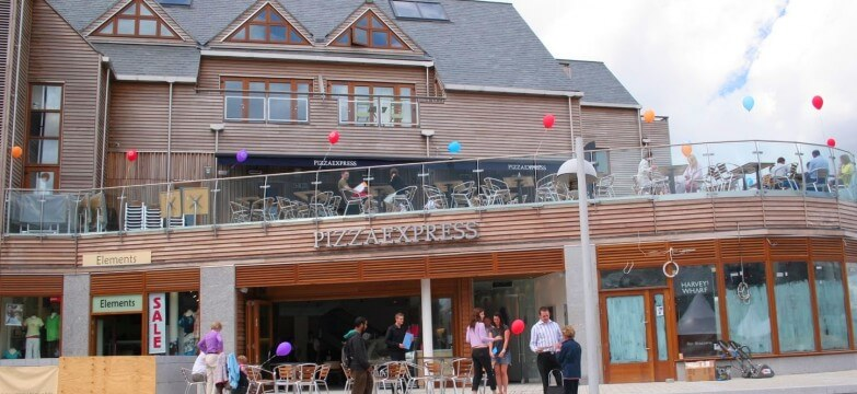Pizza Express Falmouth