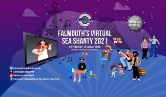 Falmouth's Virtual Sea Shanty Festival