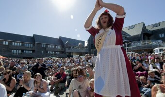 Falmouth International Sea Shanty Festival