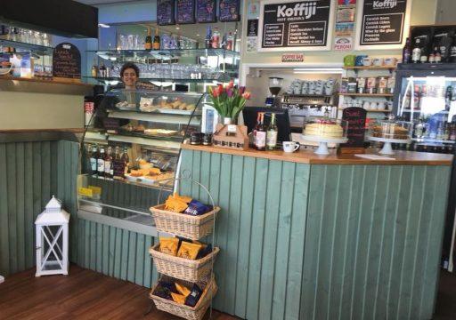 Koffiji Cafe Falmouth