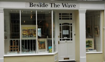 Beside The Wave