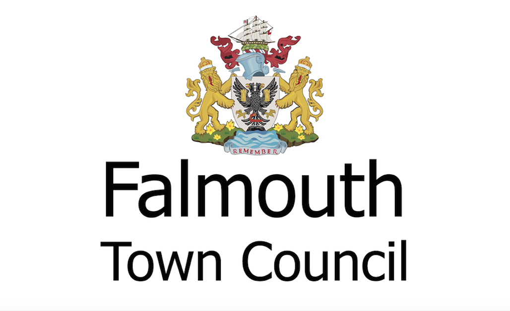 Image result for Falmouth Town Council logo
