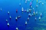 Falmouth, Arial View, Sailing, Boats, Ocean, Cornwall