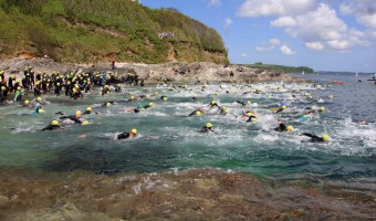 RNLI Castle to Castle Swim