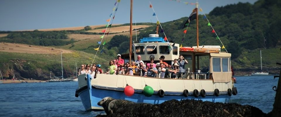 St Mawes Ferry - Official Falmouth Website