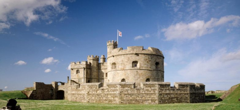 Pendennis Castle Events