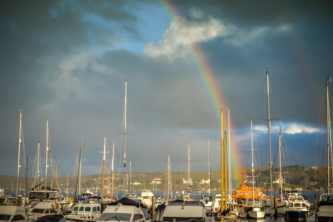 #LoveFalmouth, love falmouth, lovefalmouth, winner, competition, rainbow, falmouth, cornwall