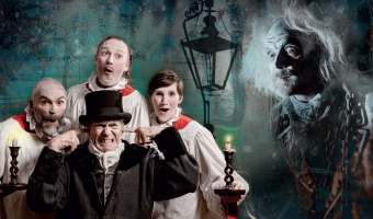 Miracle Theatre's A Christmas Carol
