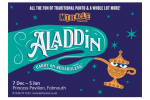 Miracle Theatre Aladdin Falmouth Christmas