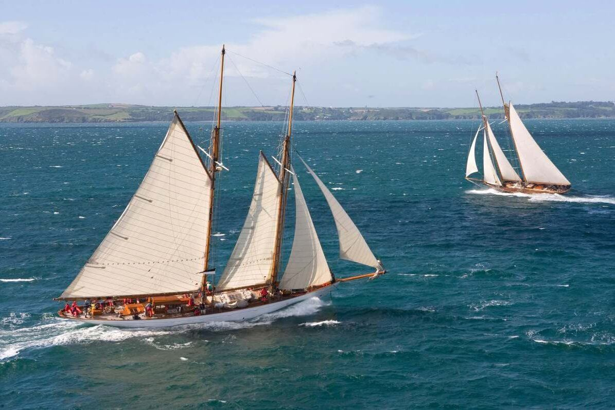Pendennis Cup Falmouth