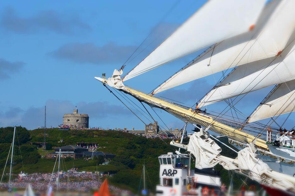Tall Ships Regatta Falmouth