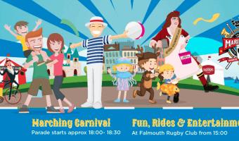 Falmouth Week Carnival