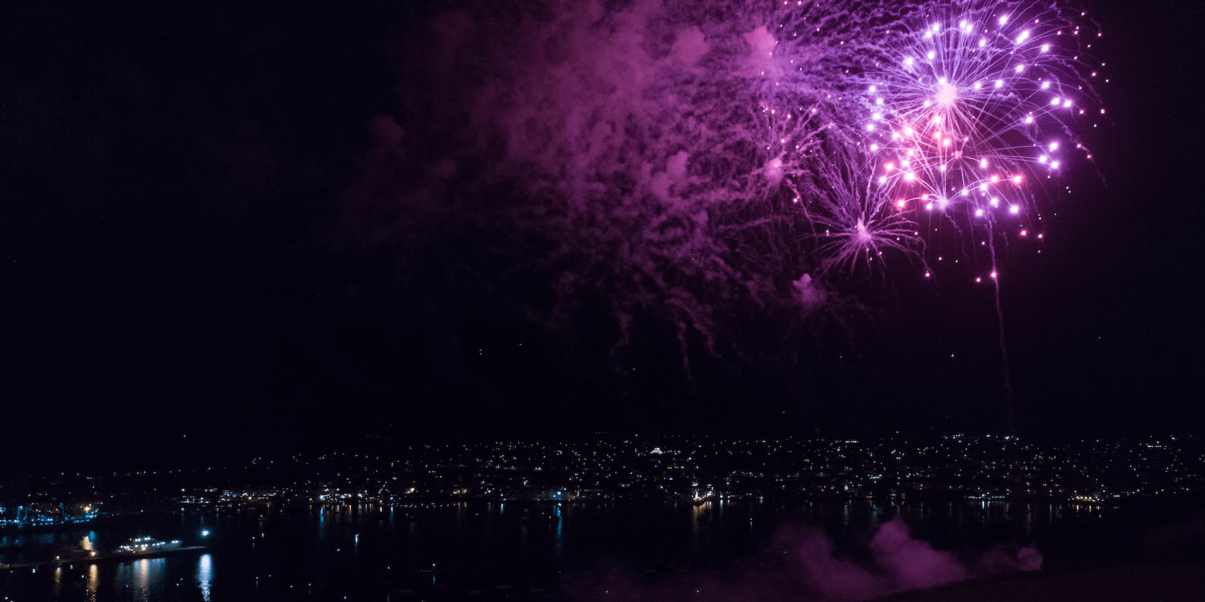 fireworks, falmouth, falmouth week, harbour