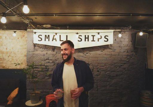 Small Ships Falmouth