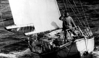 Suhaili Falmouth 50 – Parade of Sail