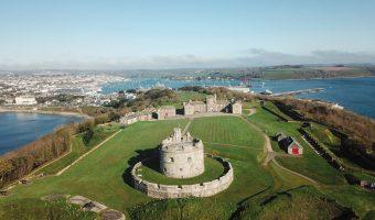 Pendennis Castle Events