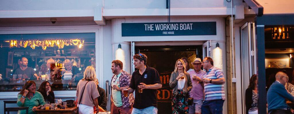 The Working Boat