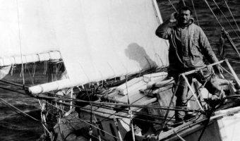 Suhaili 50 Falmouth Parade of Sail