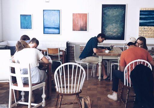 Huddle Cafe Falmouth
