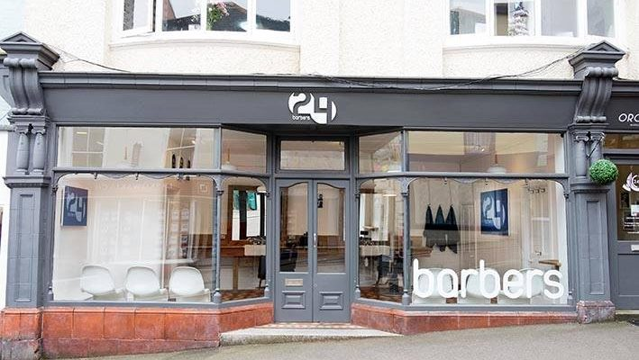 24 Barbers