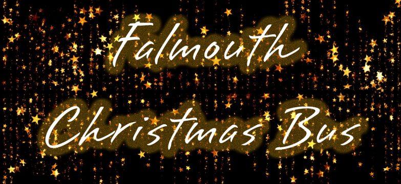 Falmouth Christmas Bus