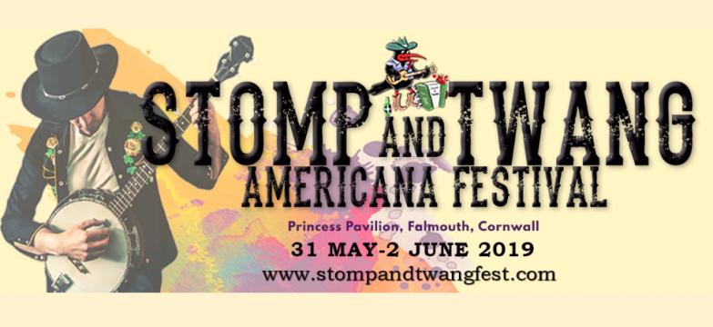 Stomp and Twang Americana Festival