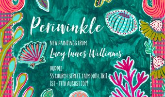 Art Exhibition: Periwinkle