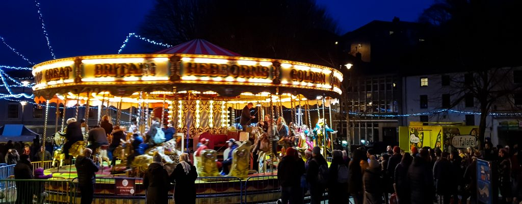 Falmouth's Festive Weekend