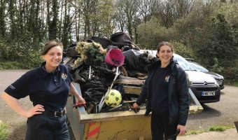 Falmouth Spring Clean 2021