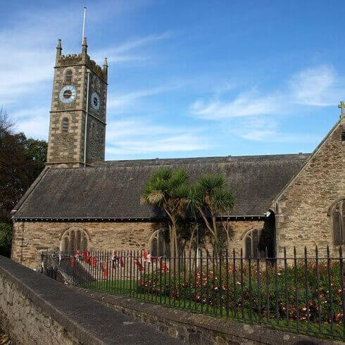 Falmouth Churches and Religious Societies