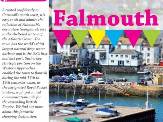 Falmouth Press Coverage