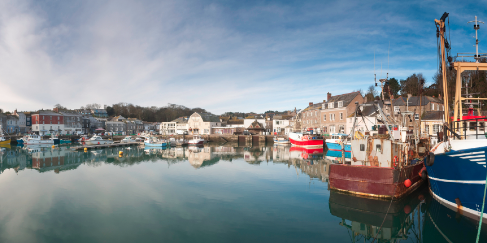 Terrific Cornish towns
