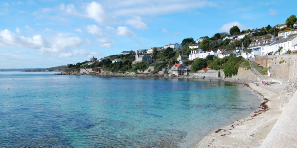 St Mawes and Roseland Peninsula