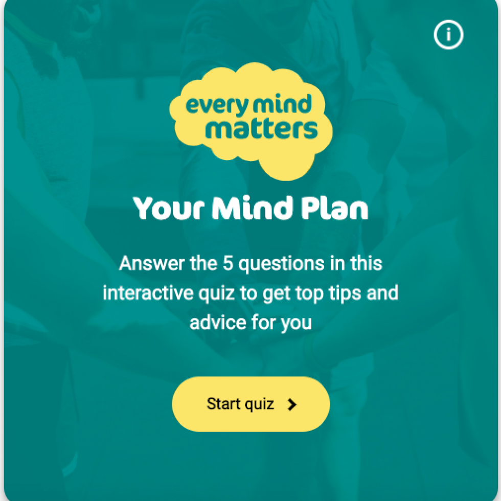 Every Mind Matters Quiz
