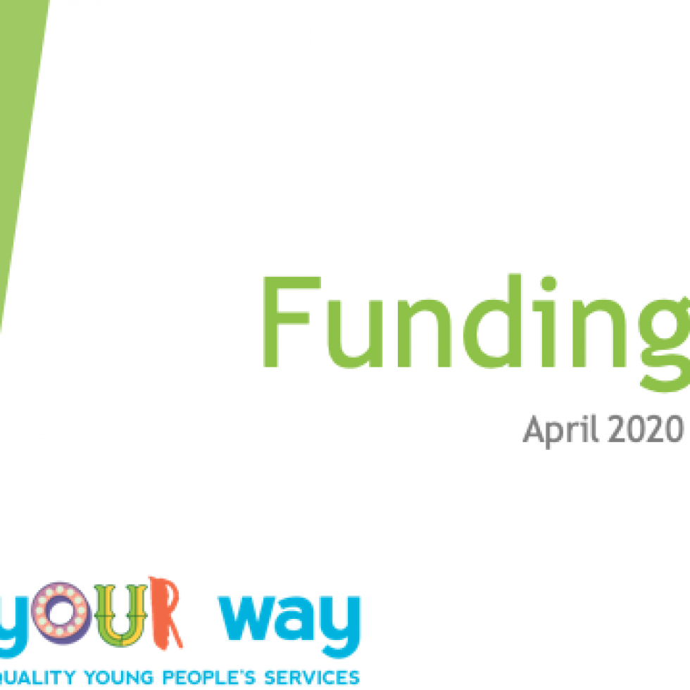 Young Minds – Community funding advice