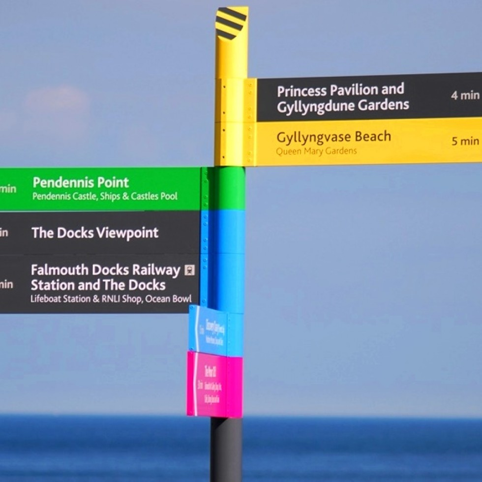 Falmouth BID Projects